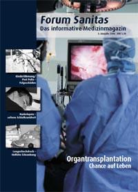 Forum Sanitas Ausgabe 3/2006