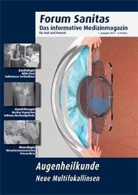 Forum Sanitas Ausgabe 1/2013