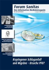 Forum Sanitas Ausgabe 2/2013