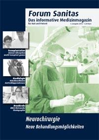 Forum Sanitas Ausgabe 4/2013